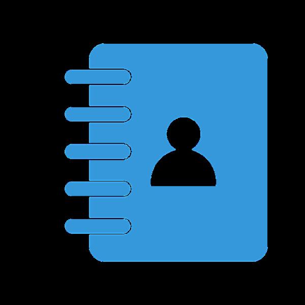 クラウドビジネスフォンのメリット8 対応履歴と電話帳の一括管理